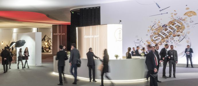 Le nouveau visage du Salon International de la Haute Horlogerie