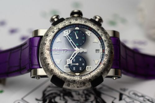 JR Arrow the Joker, une montre sortant de l'ordinaire