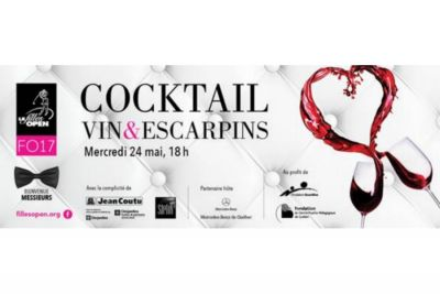 Cocktail « Vin & Escarpins »