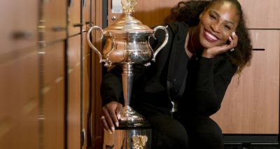 Enceinte, Serena Williams pose nue pour Vanity Fair