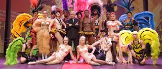 Alors, ce Fashion Freak Show de Jean-Paul Gaultier ?