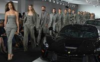 New York Fashion Week: Ralph Lauren tout en carreaux et en cuir