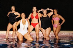 Brooke Shields et Ashley Graham réunies pour la marque Swimsuits For All