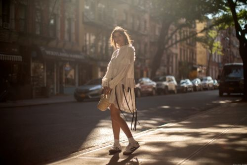 A Street Style with Juliana Salazar