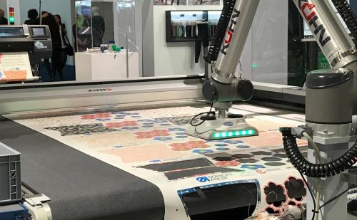Chiffres records à Techtextil:  Voici l'avenir de la production