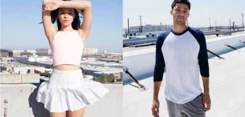 Le grand retour d'American Apparel en Europe