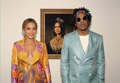 Brit Awards 2019:  Beyoncé et Jay-Z honorent Meghan Markle, une Joconde de couleur