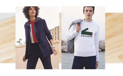 Lacoste défilera à Paris