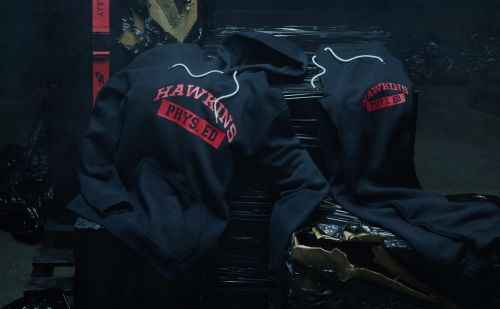 En images:  Nike va lancer une collection Stranger Things