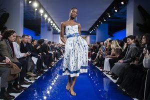 New York Fashion Week:  retour en images sur les temps forts du défilé Ralph Lauren