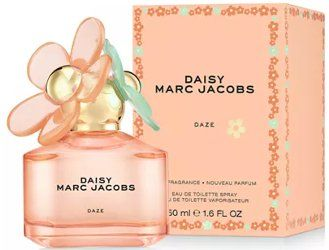 Marc Jacobs Daisy Daze x 4 ~ new fragrances