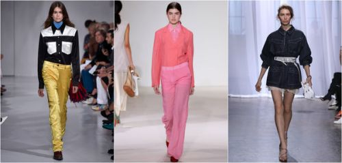 La Fashion Week de New York en 16 silhouettes