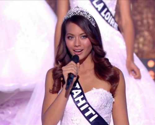 Vaimalama Chaves change de tête:  Miss France 2019 méconnaissable !