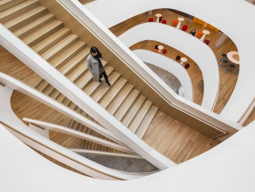 Ericsson's New Montreal Office Wins «Best of Canada Design» Award