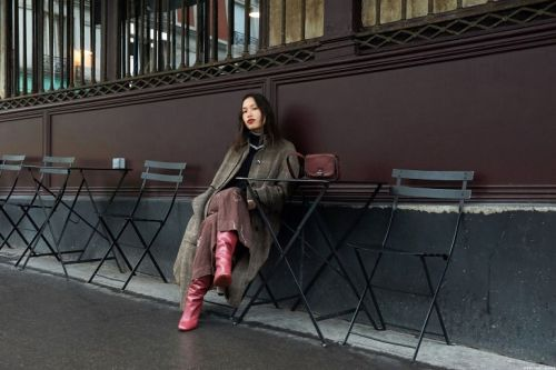 A Street Style With Anne-Victoire Lefevre