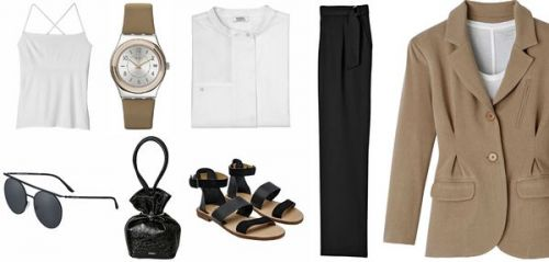 Kenzo, Swatch, Majetic Filatures. on mise tout sur un look minimal