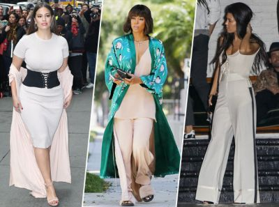 Palme Fashion:  Ashley Graham, Kelly Rowland, Kourtney Kardashian. Qui a été la plus stylée cette semaine ?