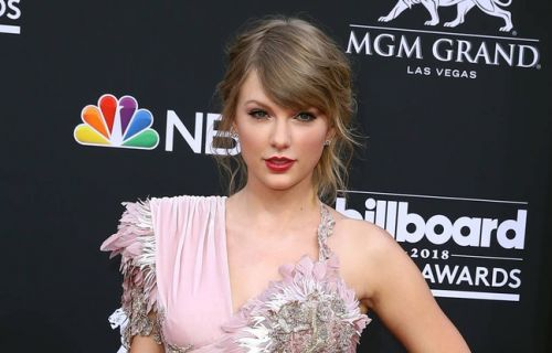 VIDEO. Quand Taylor Swift se moque d'Ed Sheeran