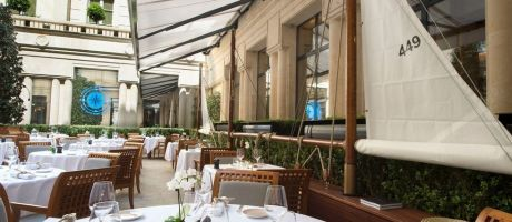 Panerai Yacht Club, le Park Hyatt comme port d'attache