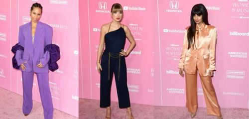 Taylor Swift, Alicia Keys:  les plus beaux looks des Billboard Women Music Awards