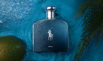 Ralph Lauren Polo Deep Blue ~ new fragrance