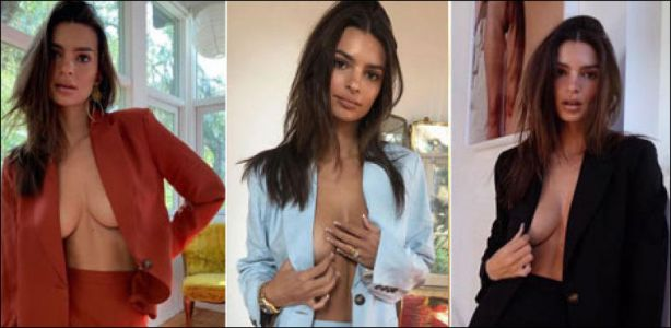 Mode - Emrata lance une collection de tailleurs ultrasexy