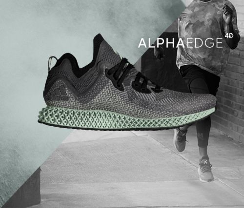 New Innovative 3D-Printed Running Shoes by adidas