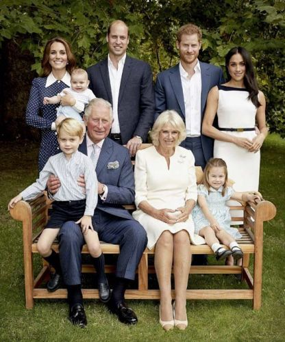 Meghan, Harry, William et Kate:  cette séance photo officielle qui a complètement dérapé !