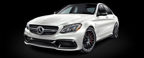 La version 2018 de la Mercedes-AMG Classe C63
