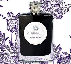 Atkinsons Tulipe Noire ~ new fragrance