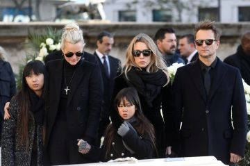 Affaire Johnny Hallyday: Aucun accord immédiat entre Laeticia Hallyday, Laura et David