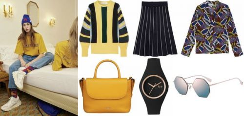 Kitsuné, Ice Watch, Molly Bracken, IRO. les indispensables du week-end