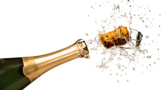 Champagne !!! On aime les bulles