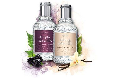 4711 Acqua Colonia ~ four new fragrances