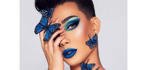 James Charles, le youtubeur devenu égérie beauté
