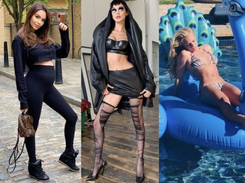 Nabilla Benattia, Bella Hadid, Britney Spears. le best of Instagram de la semaine