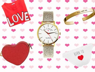 Saint-Valentin:  en mode fashion & love !