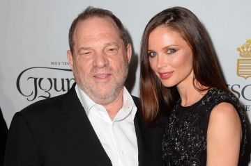 Harvey Weinstein:  sa femme Georgina Chapman le quitte