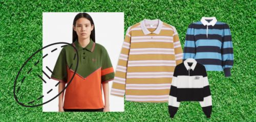 Koché, Monki, Fred Perry : un polo inspiration coupe du monde
