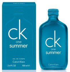 Calvin Klein CK One Summer 2018 ~ new fragrance