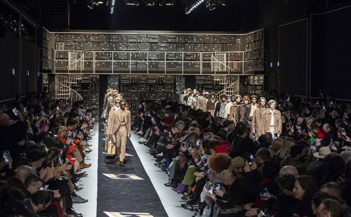 Fashion Week homme automne/hiver 2019-2020