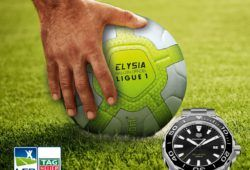 TAG Heuer devient Chronométreur Officiel de la Ligue de Football Professionnel