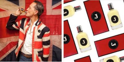 Richard E Grant / Jack by Jack Perfumes ~ fragrance review