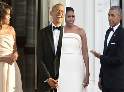 Michelle et Barack Obama:  les révélations fashion !