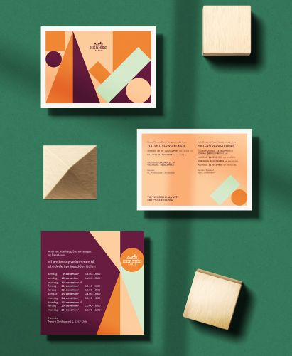 Hermes' Postcards Collection