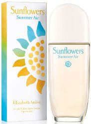 Elizabeth Arden Sunflowers Summer Air ~ new perfume