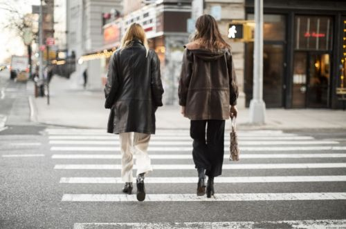 A Street Style With Tine and Luisa