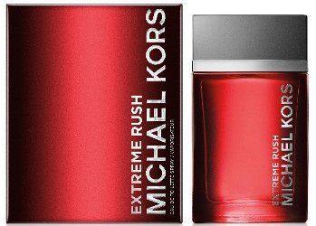 Michael Kors Extreme Rush ~ new fragrance