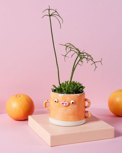 Awesome Ceramic Pots by Marzia Bisognin