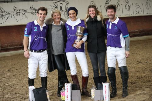 POLO:  Clearwater - 3J s'empare de l'Arena Polo Tour à Paris